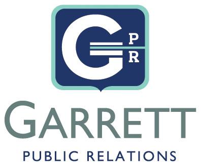 Garrett Public Relations has a new logo!